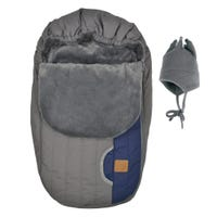 Car seat cover Charcol/Navy