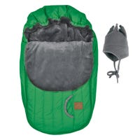 Car seat cover Green