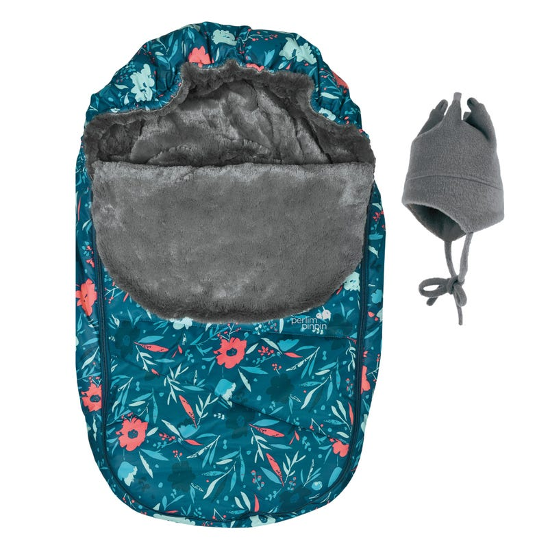 Car Seat Cover - Flowers