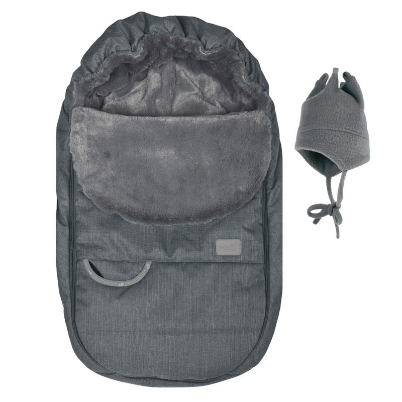 Car Seat Cover - Charcoal