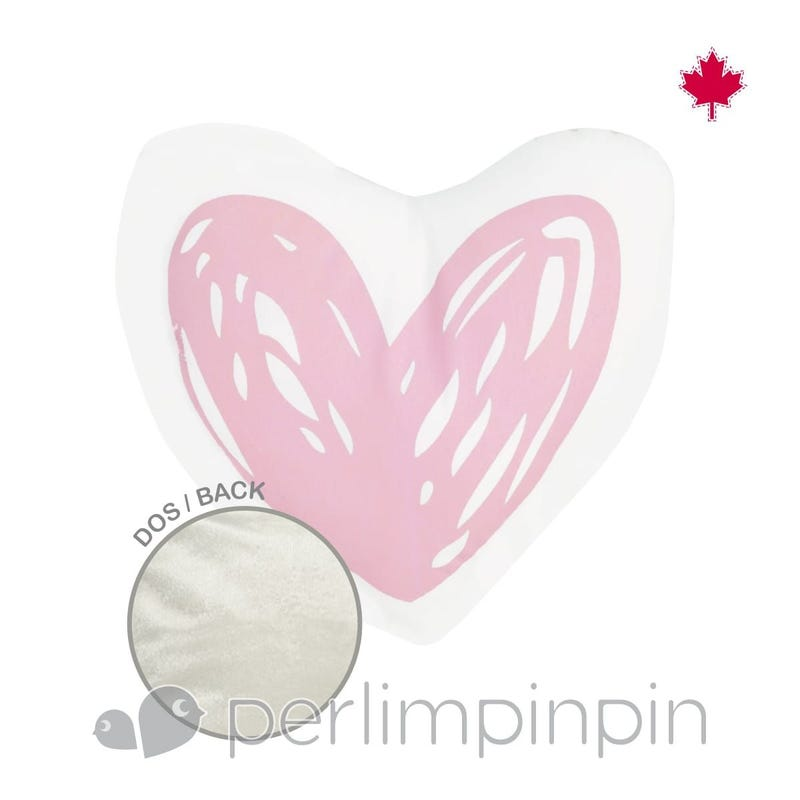 Shaped Cushion - Heart