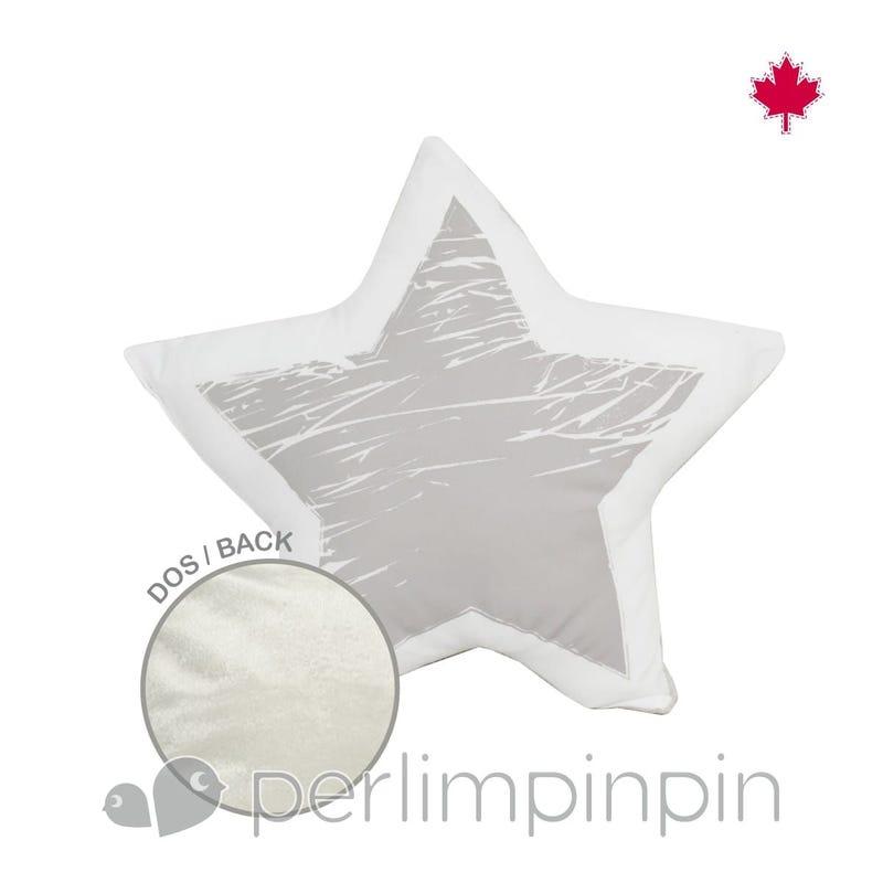 Shaped Cushion - Star