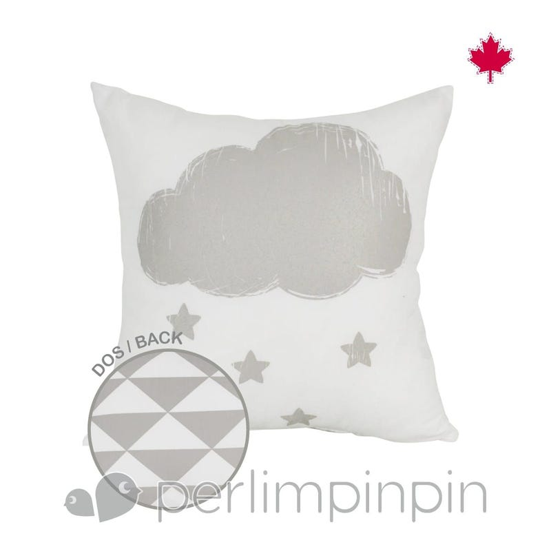 Reversible Cushion - Cloud