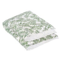 Housse + Couette - Tropical Vert