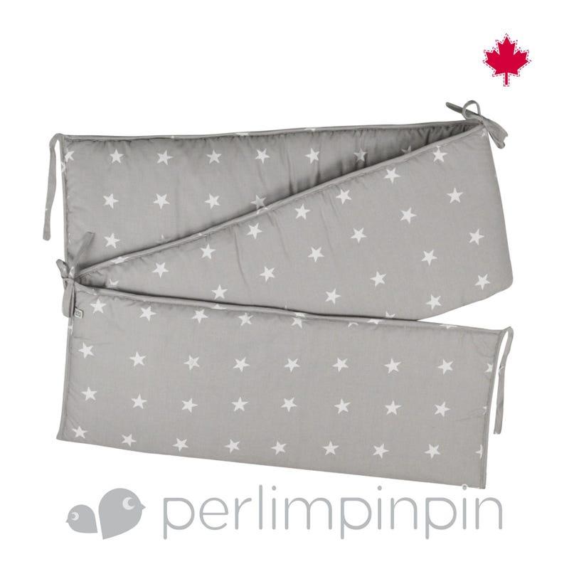 Printed Bumper Pad Stars