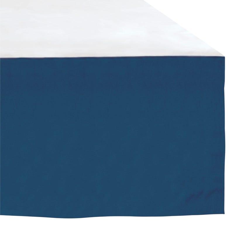 Bed skirt - Navy