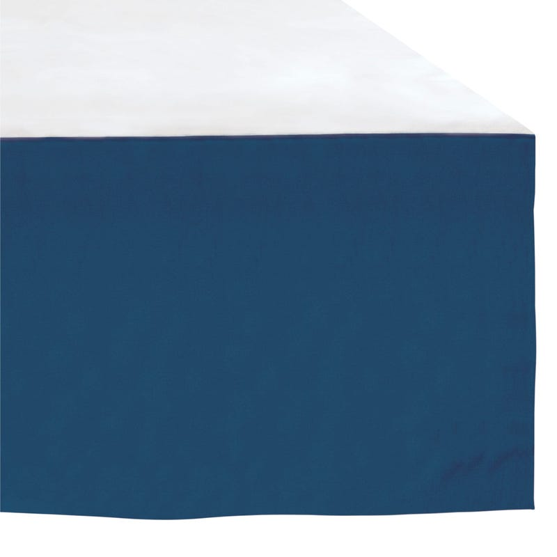 Bed skirt - Navy