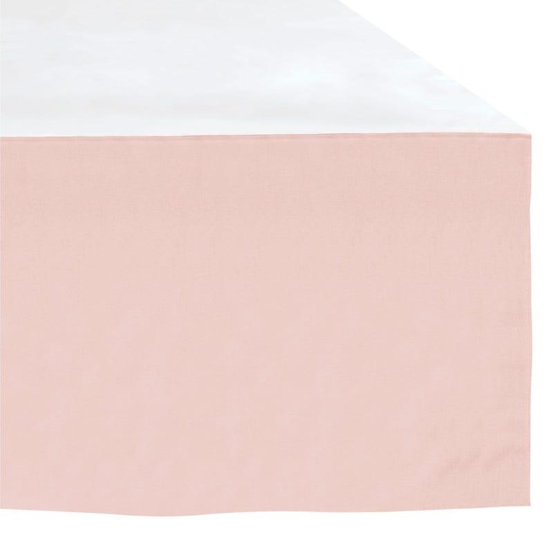 Bed skirt - Light Pink