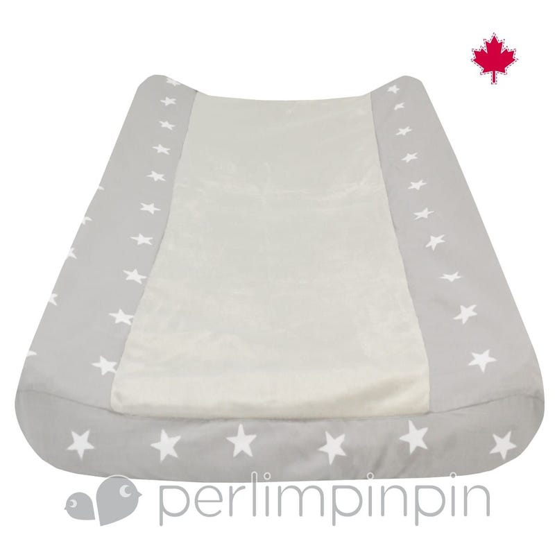 Changing Pad Cover Stars - Yellow