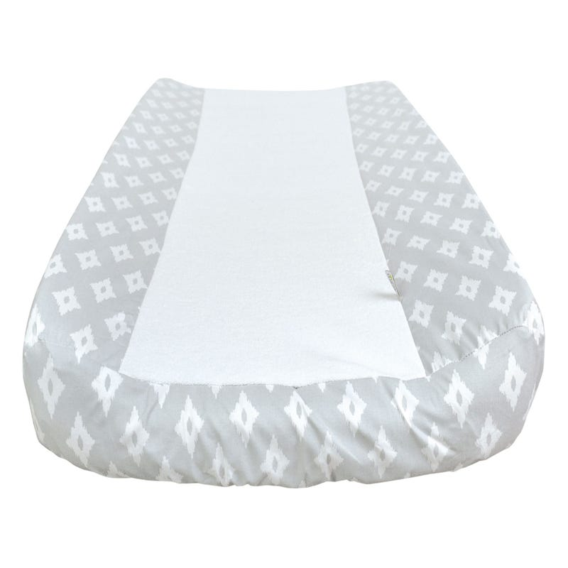Changing Pad Cover Diamond -Gray