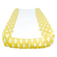 Changing Pad Cover Diamond - Yelllow