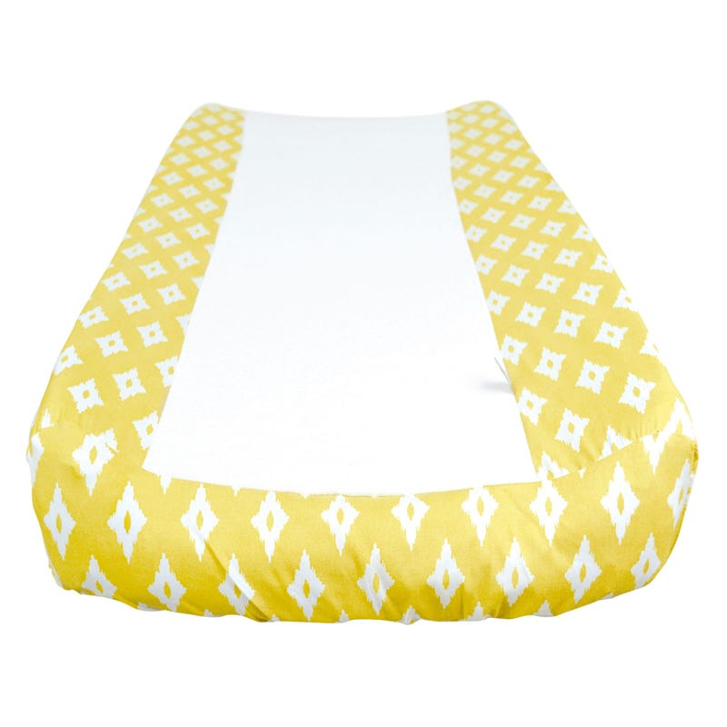 Changing Pad Cover Diamond - Yelllow