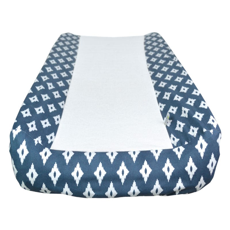 Changing Pad Cover Diamond - Navy
