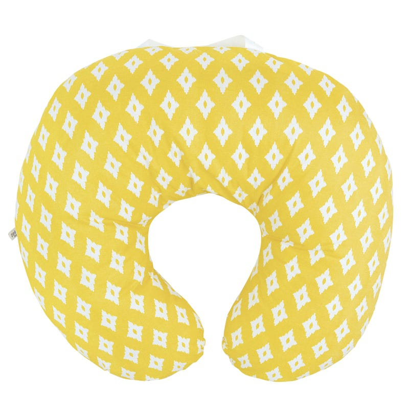 Nursing Cushion Diamond - Yellow