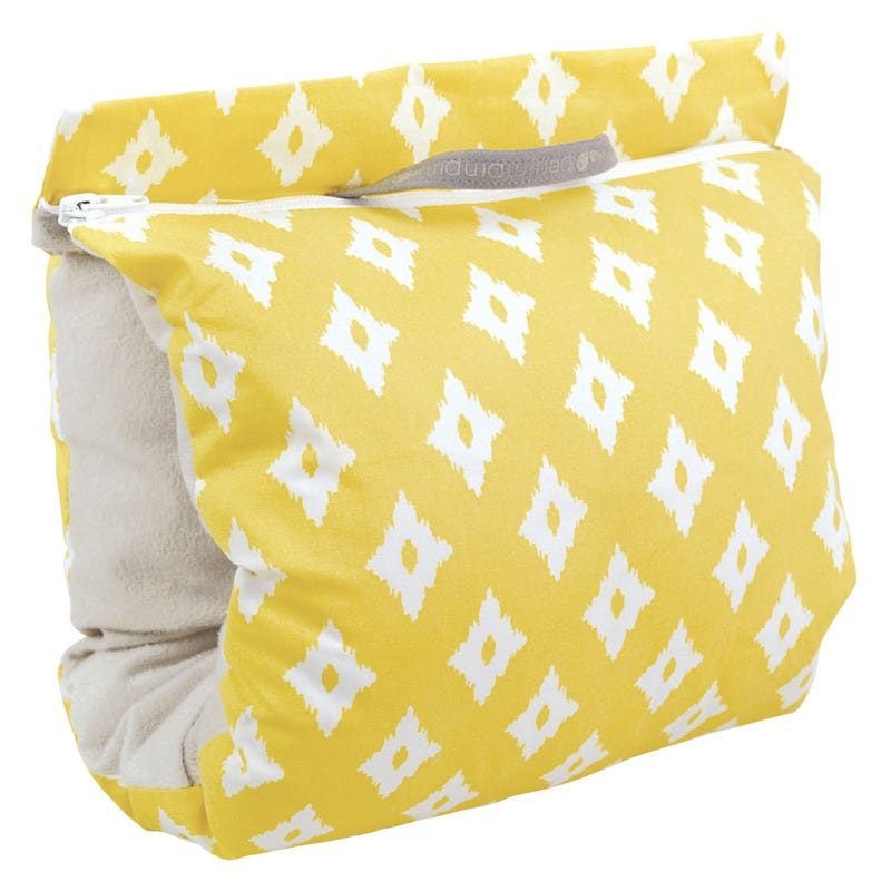 Nursing Muff Diamond - Yellow