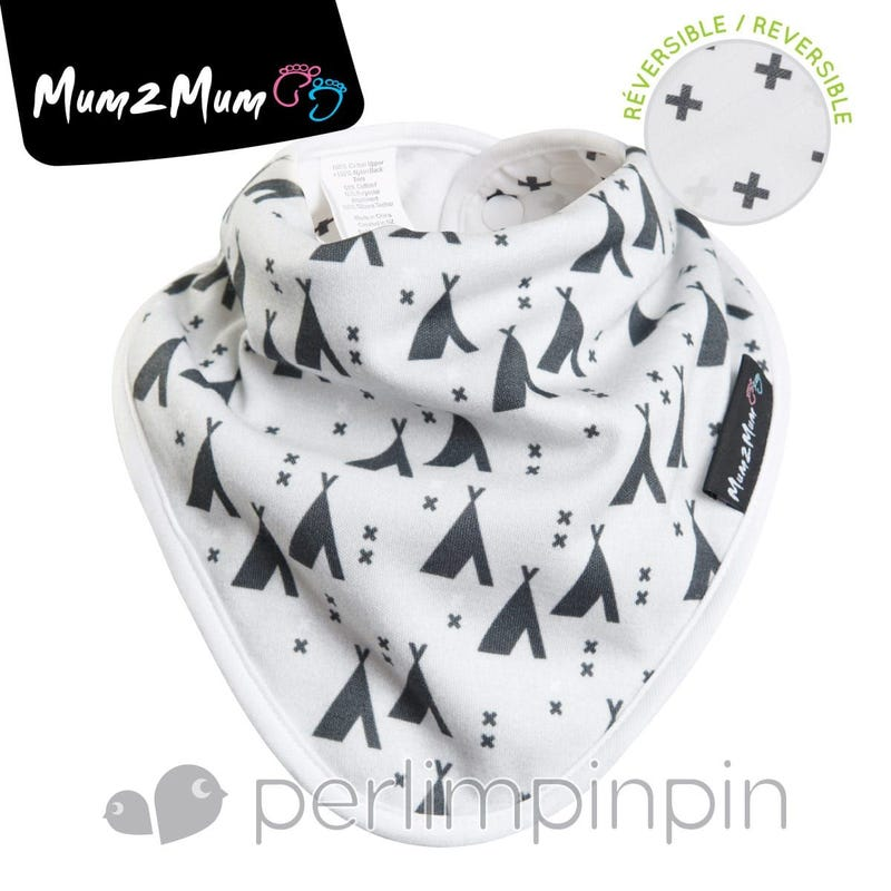 Fashion Bandana  Reversible