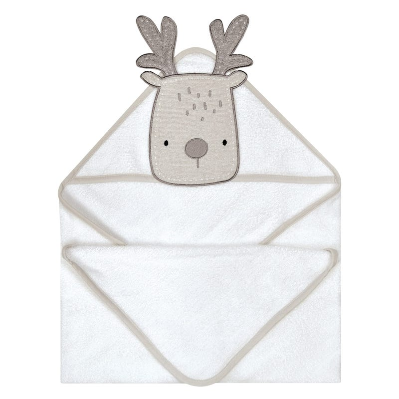 Hooded Towel - Deer
