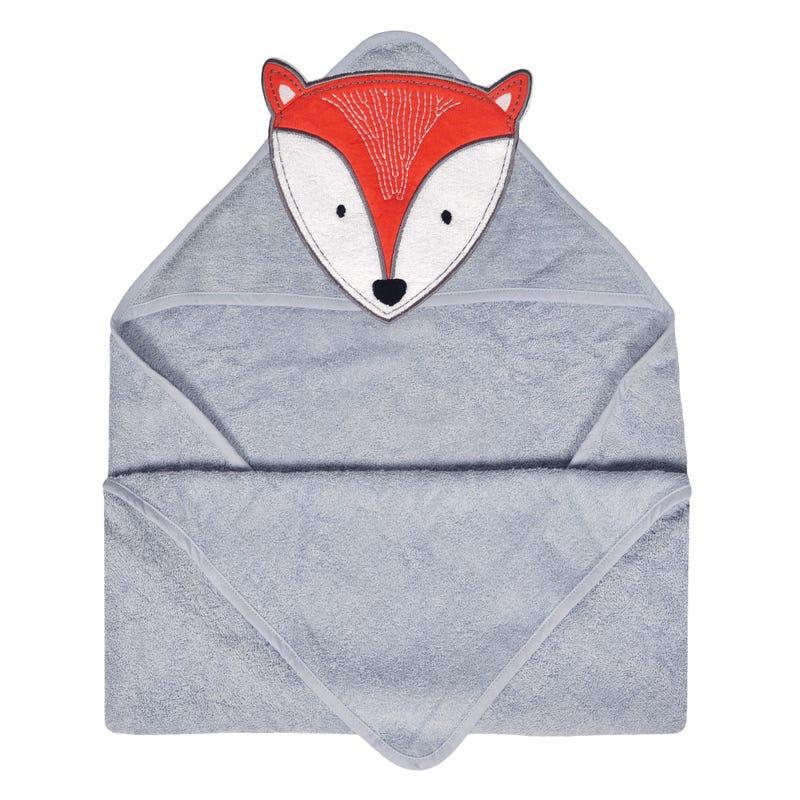 Hooded Towel - Fox