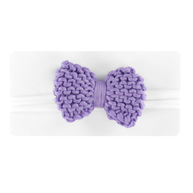Baby Headband - Lilac