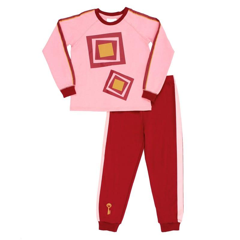 Passe-Carreaux Pajamas 1-8