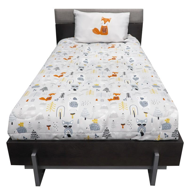 Twin Comforter Forest
