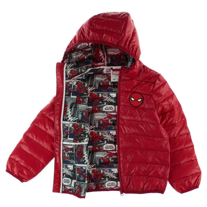 Spider-Man Jacket 4-7y