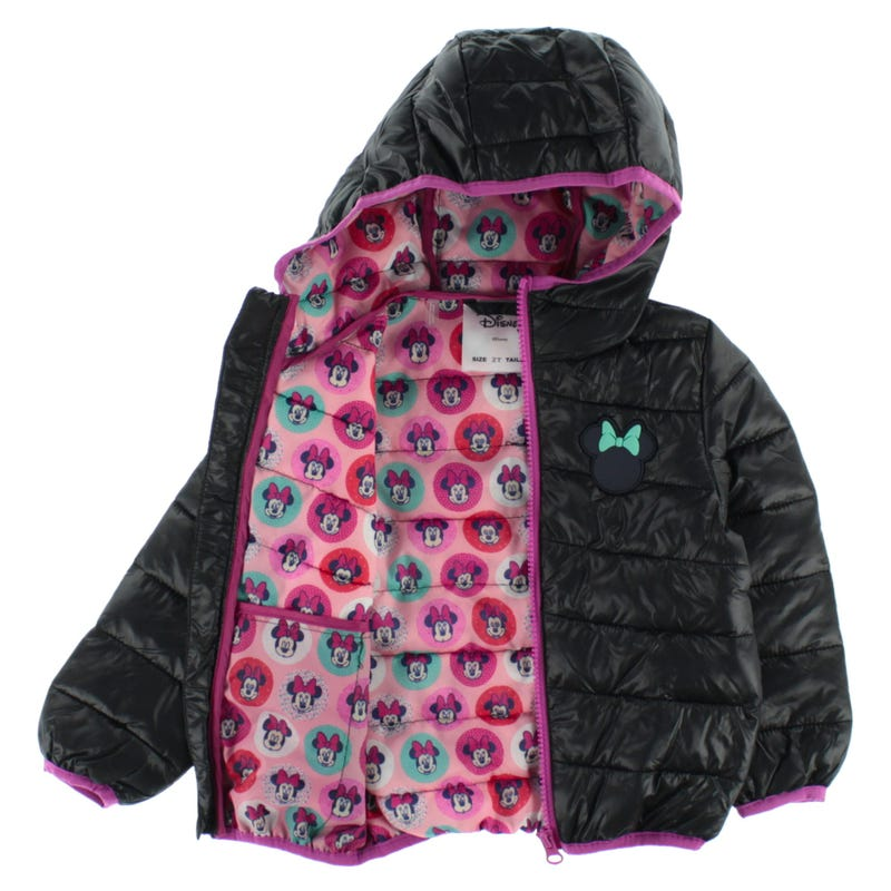 Manteau Minnie Ultralight 4-7ans