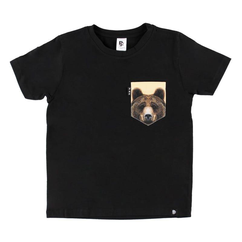 Bear T-Shirt 3-6y