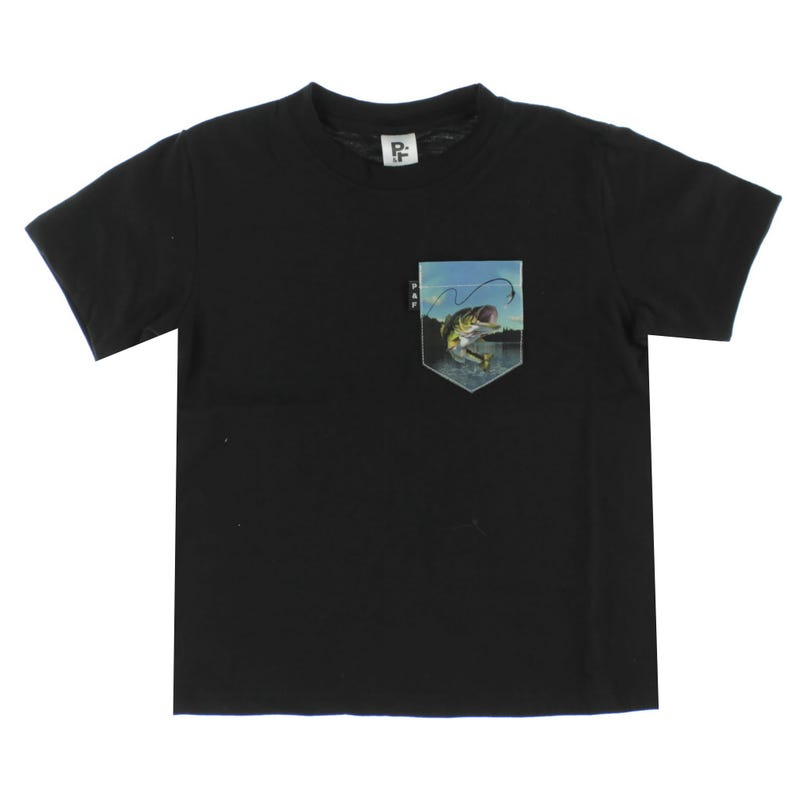 Fisher T-Shirt 6-12y