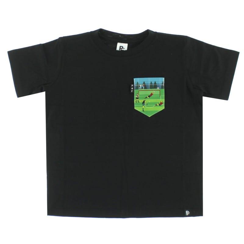 T-Shirt Soccer 6-12mois