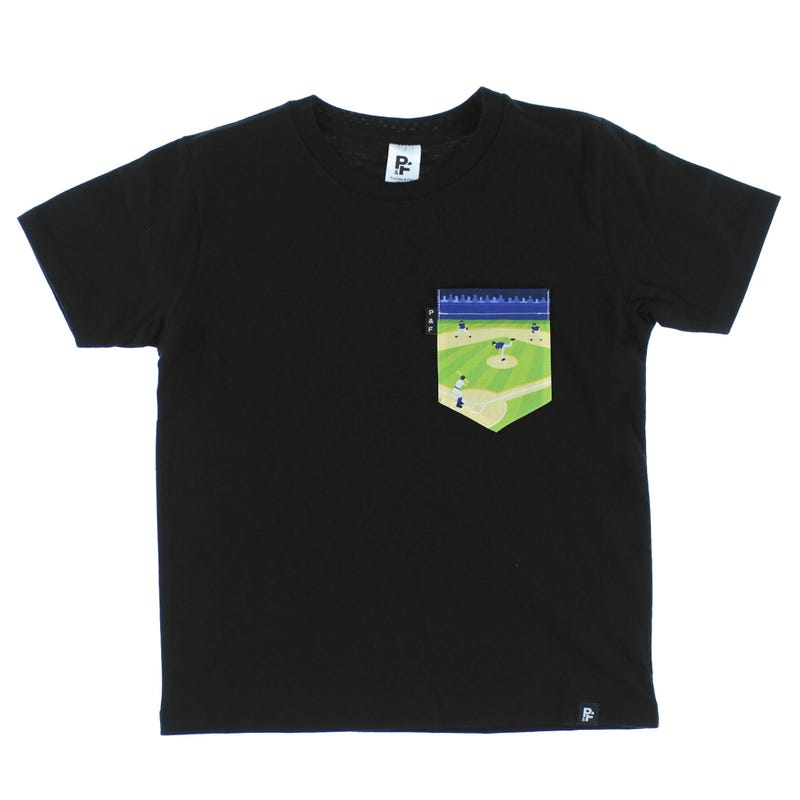 T-Shirt Baseball 6-12ans