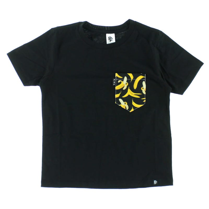 T-Shirt Bananes 6-12ans