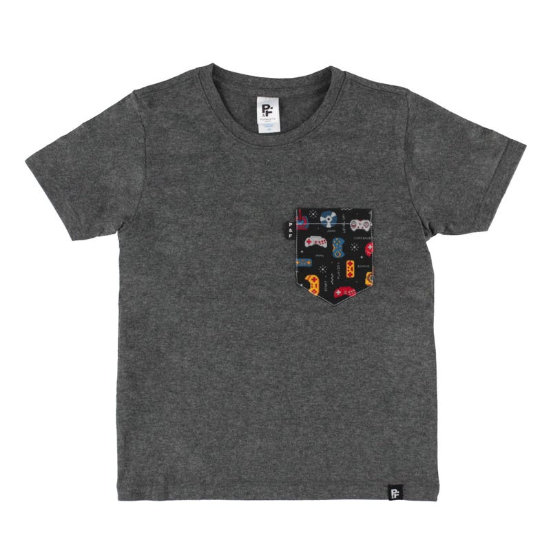 T-Shirt Jeux Vidéo 6-12ans