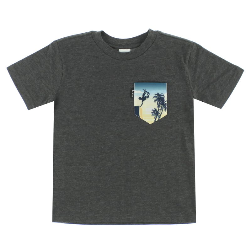 T-Shirt Skate 6-12mois