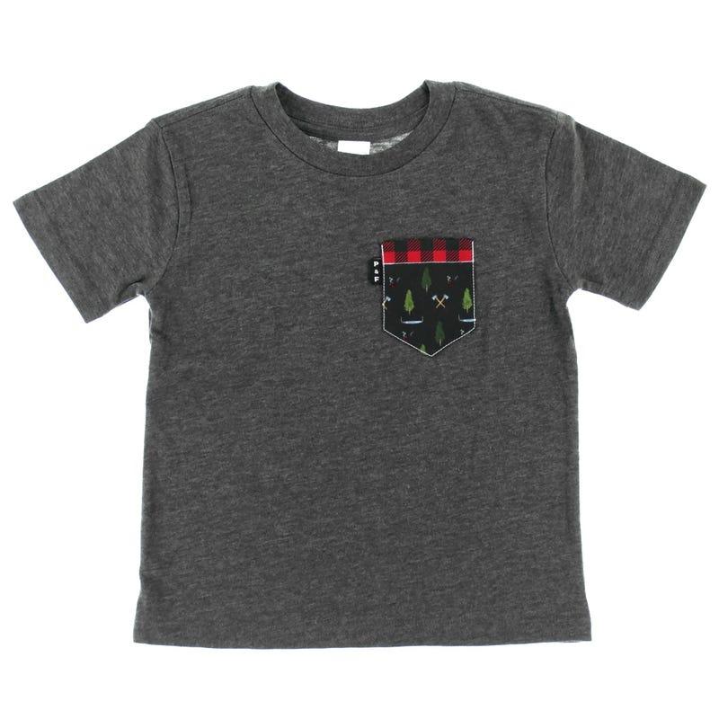 Lumber Bag T-Shirt 3-6y