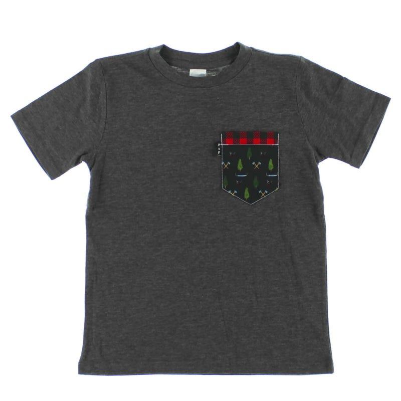 Lumber Bag T-Shirt 6-12y