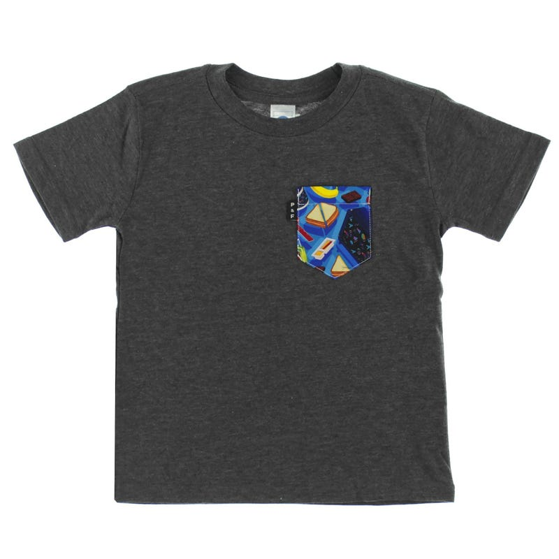 T-Shirt Cafeteria King 3-6ans
