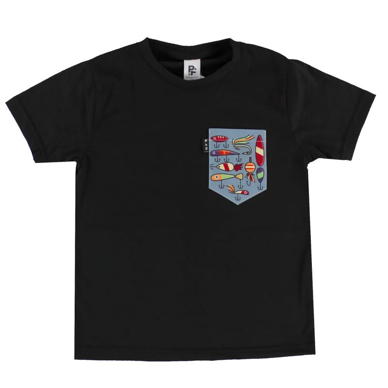 Stay Hooked T-Shirt 3-6y