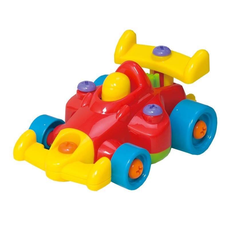 Racing Car To Built
