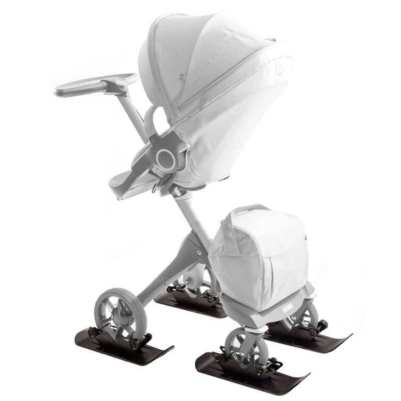 Polar Stroller Skis-4 Wheels