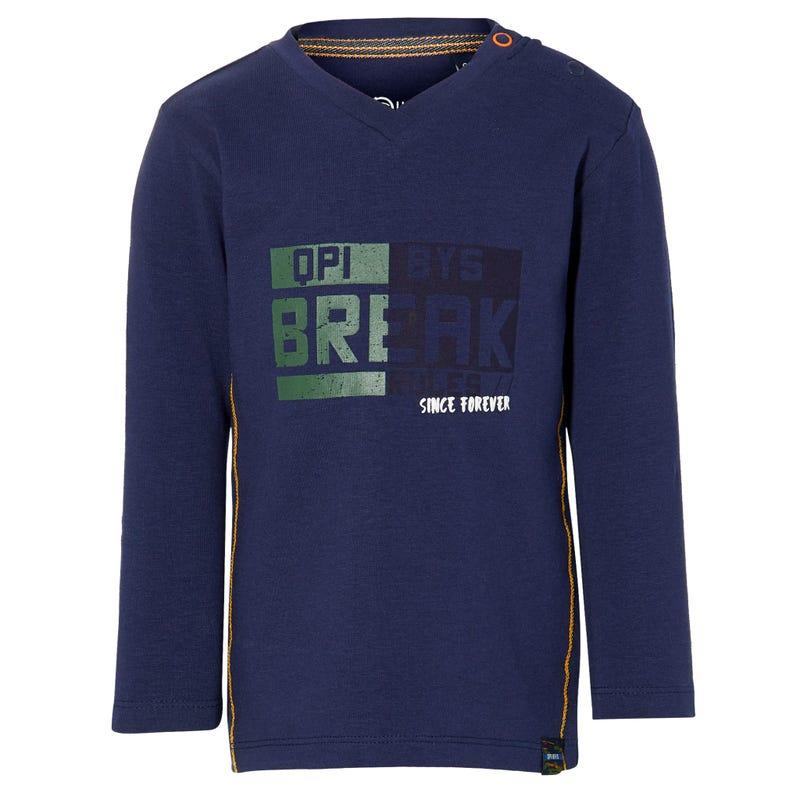 City l/s T-shirt 6-24m
