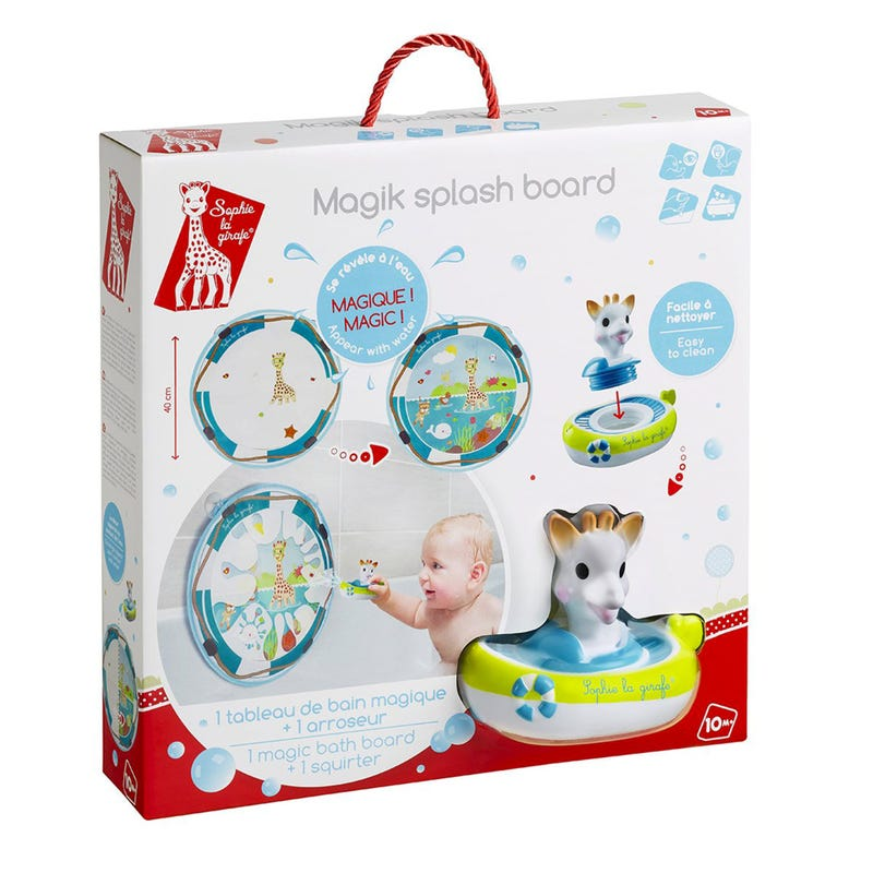 Magik Splash Board - Sophie