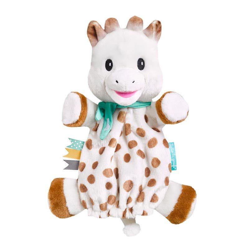 Marionette Doudou Sophie la Girafe