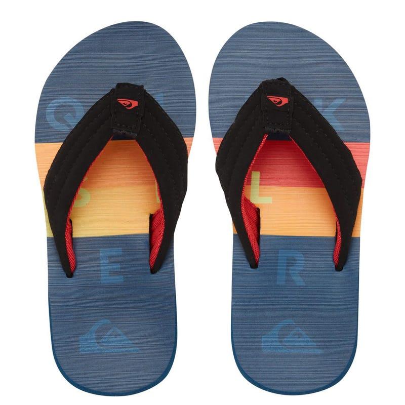 Sandales Imprimé Carver 10-6