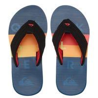 Carver Print Sandals 10-6