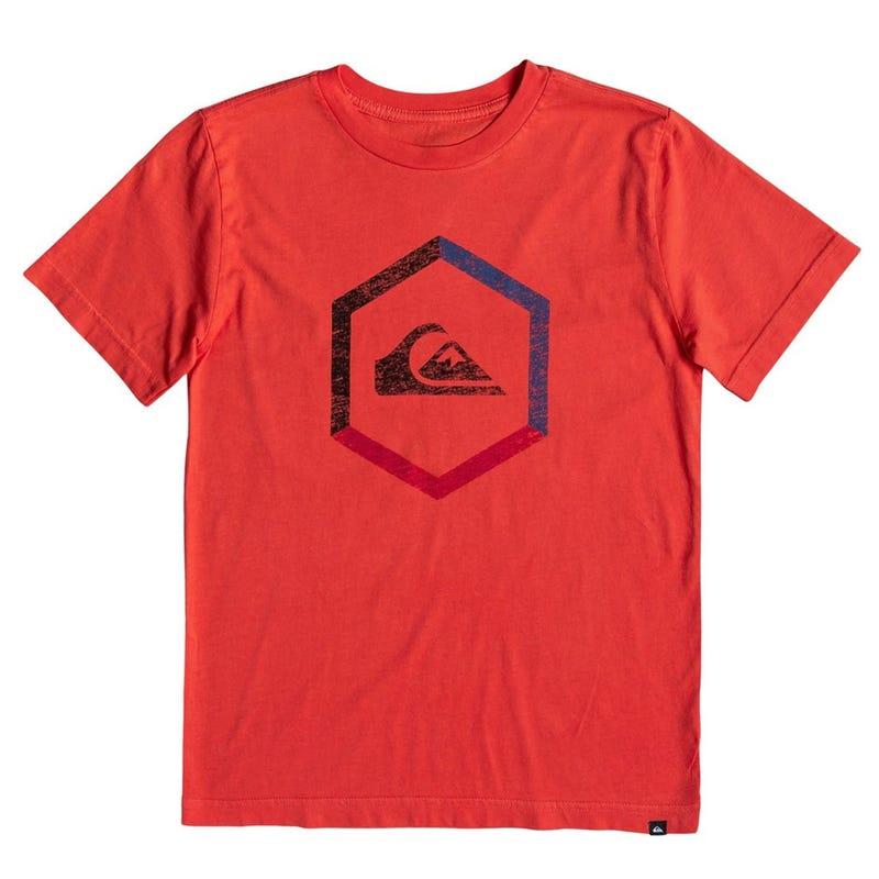 Multi Hex T-Shirt 8-16y