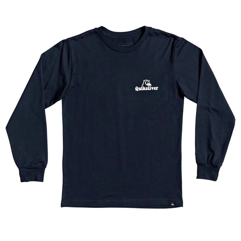 Quik lotus t-shirt 8-16