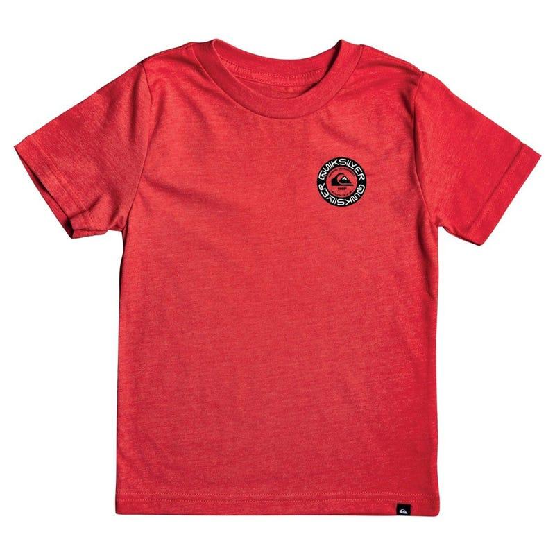 Time Circle T-shirt 10-14