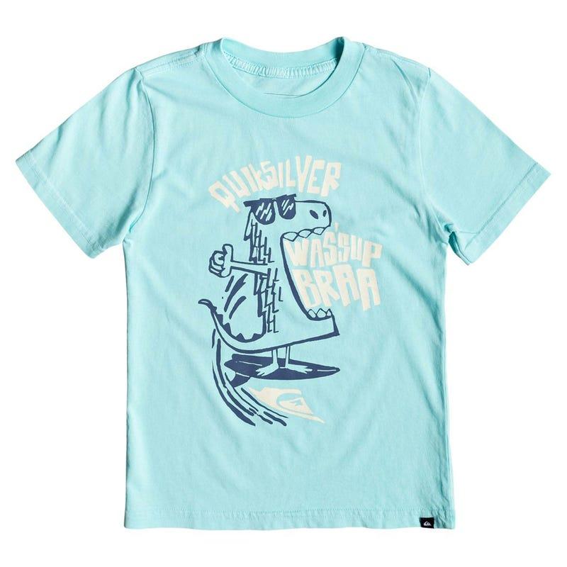 T-Shirt Wassup Dino 3-7ans