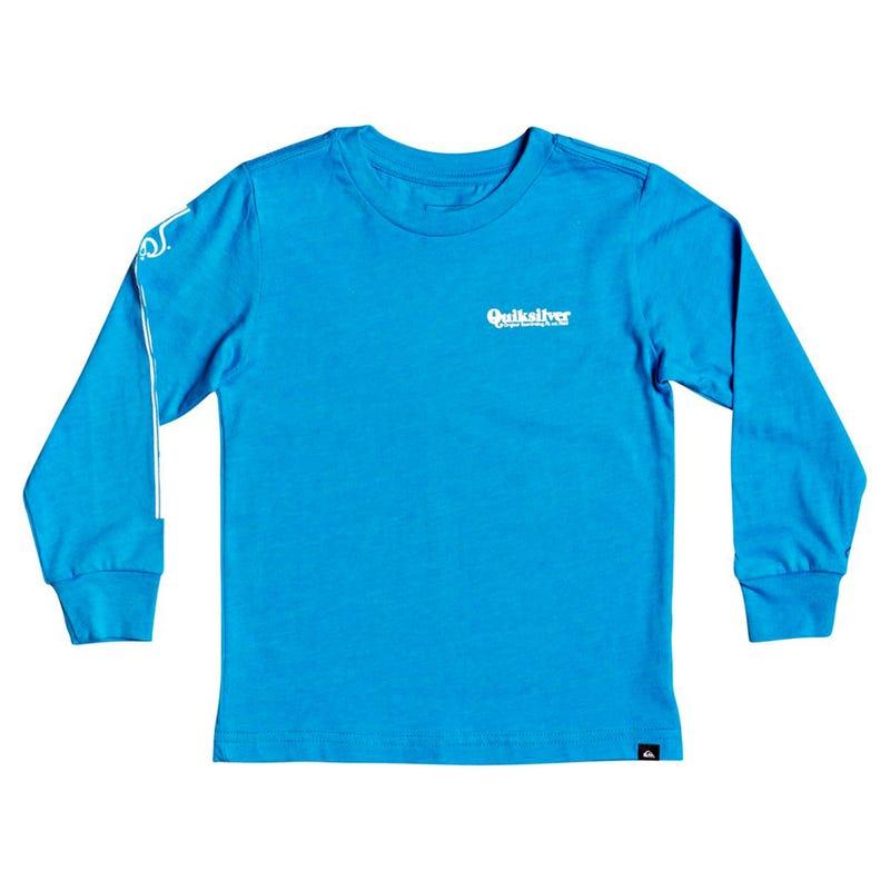 T-shirt modern script 2-7